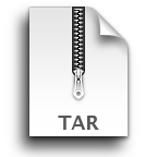 download sourceball as .tar